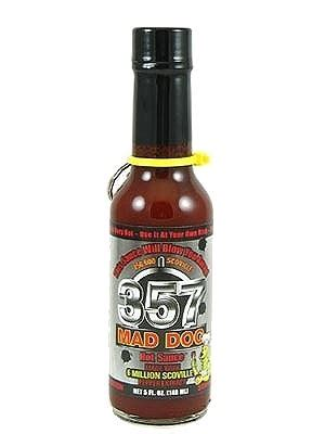 mad 357 sauce mad 357 sauce silver collector s edition w bullet