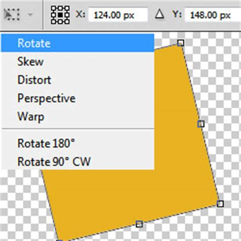 rotate pattern in photoshop rotate in photoshop basic tutorial photoshop tutorial