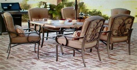 Martha Stewart Living Captiva Ii 7 Piece Patio Dining Set Martha Stewart 7 Patio Dining Set