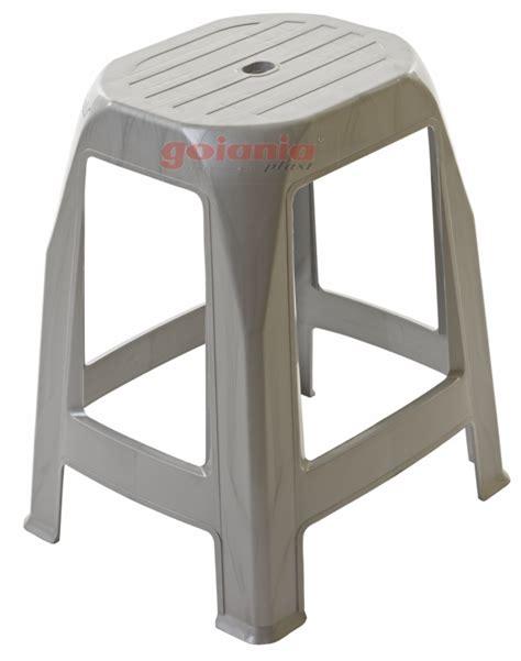 banqueta de plastico infantil cadeira  cia