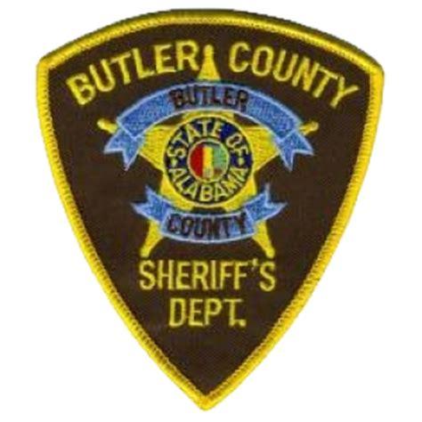 Butler County Sheriff Office by Deputy Sheriff Henry Barganier Butler County Sheriff S