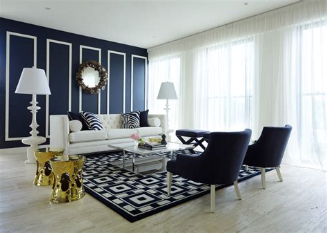Navy Blue Room by Blue Living Room Accessories Centerfieldbar