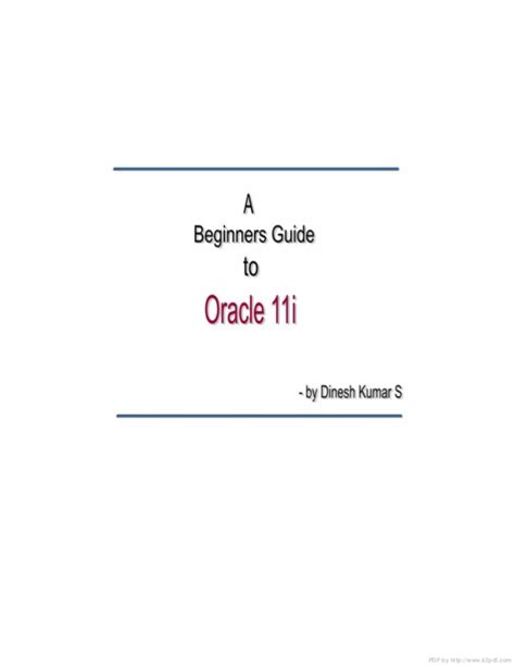 oracle tutorial for experienced oracle apps 11i tutorial v2
