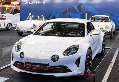 alpine renault 2017 new renault alpine a110 production car to debut at 2017