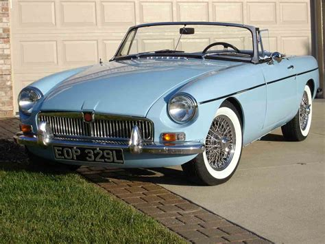 classic mg for sale 1963 mg mgb for sale classiccars cc 986487