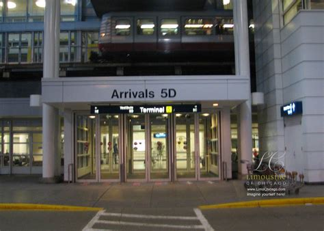 ohare international airport terminal 5 arrivals ord o hare airport car and limo pickup limo chicago
