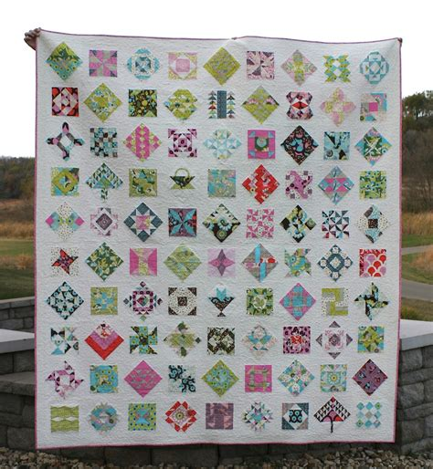 quilt story farmer s quilt finish from city house studio