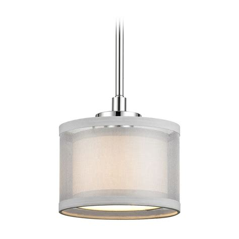 Modern White Pendant Lighting Modern Mini Pendant Light With White Shade 1271 26 Destination Lighting