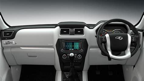 Upholstery Dashboard by 2015 Tata Safari Storme Vs Mahindra Scorpio