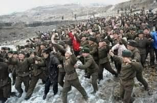 north korea north korea puts its war machine on display the atlantic