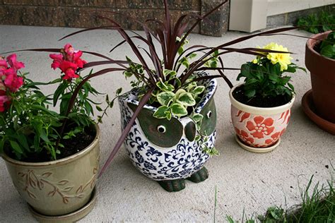 Hobby Lobby Planters by Front Porch In Bloom The Culinary