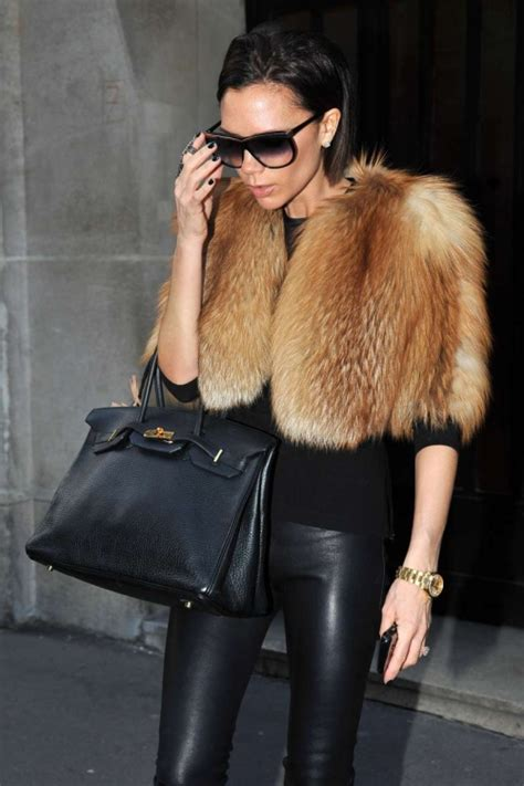 Ayyye Posh Spice And The Hermes by Bagsessions Beckham Has 2