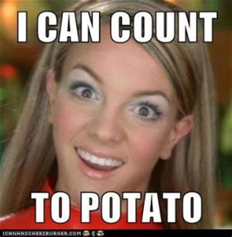 I Can Count To Potato Meme - i can count to potato kappit