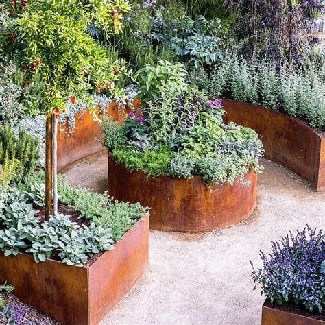 outdoor planter ideas 33 best built in planter ideas and designs for 2018
