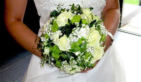 Hochzeit Quickborn Floristik Hochzeit Bndel Knstliche Blumen Baby Atem