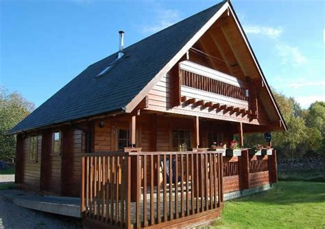 Scottish Highlands Log Cabins by Remote Scottish Highland Lodges Stoves And Wifi