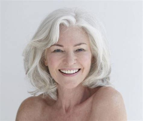 hairstyles french older women silver fox hair styles for medium texture wavy hair