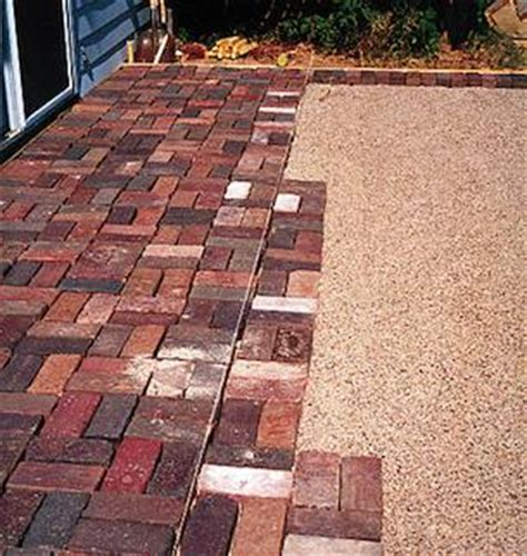 how to lay pavers green home landscape source