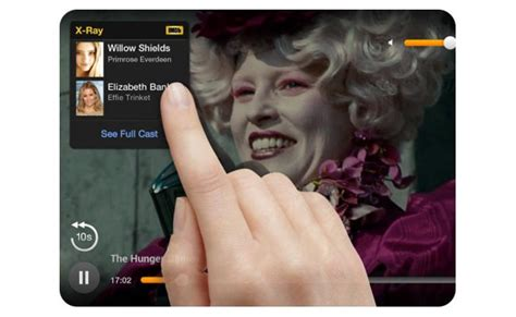 amazon x ray amazon announces x ray for movies on kindle fire tablets