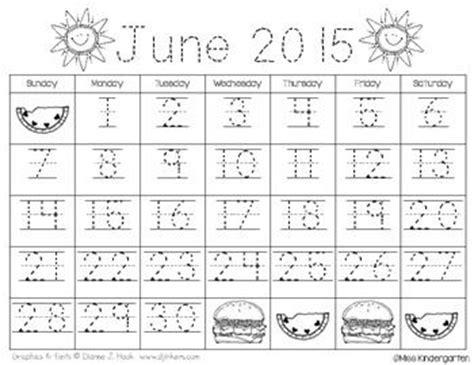 printable monthly calendars for kindergarten printable calendar 2015 for kindergarten calendar