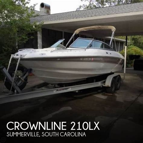 used boats for sale in anderson south carolina crownline boats for sale in south carolina used