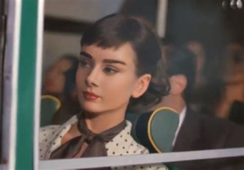 commercial actress dead audrey hepburn is in a new commerical today s evil beet