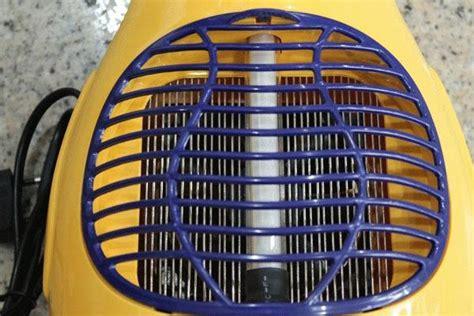 Raket Nyamuk Terbaik alat perangkap nyamuk elektrik lengkap kipas penyedot