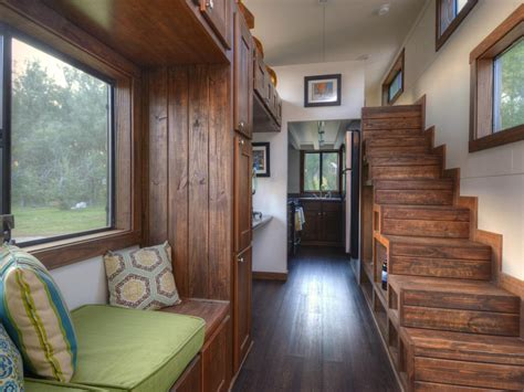 tiny house seating 6 smart storage ideas from tiny house dwellers hgtv
