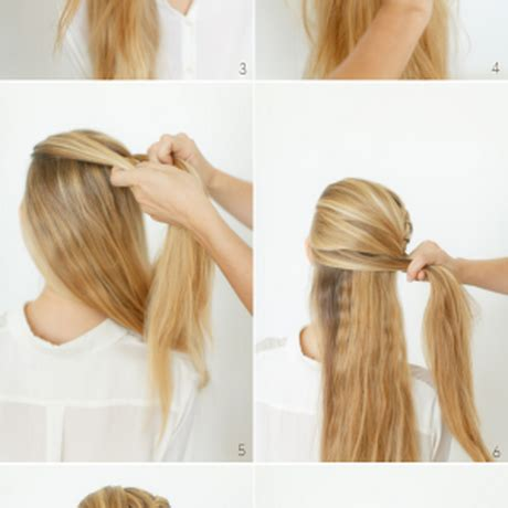 hairstyles easy to do on yourself hairstyles you can do yourself