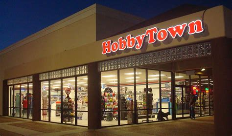 hobbytown growing toy sales nationwide