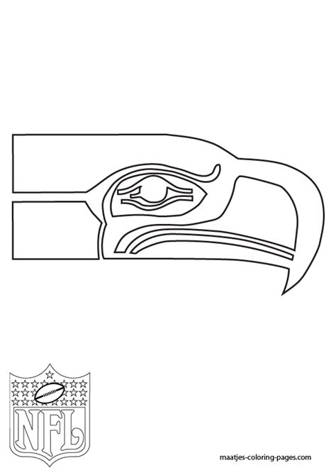 seattle seahawks helmet coloring pages coloring pages