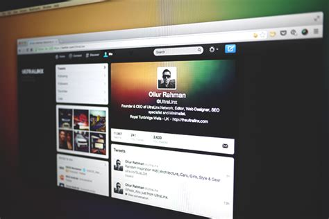 twitter layout ideas twitter s new layout offers great web design ideas