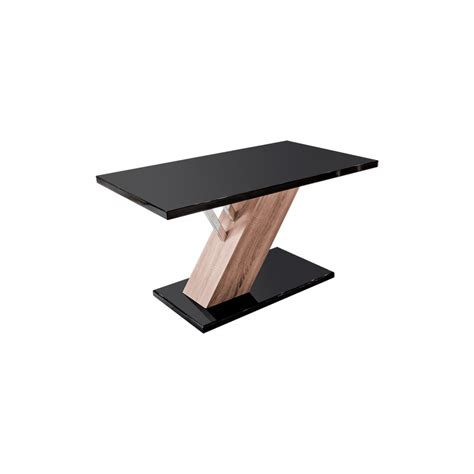black gloss dining tables drifter black gloss dining table