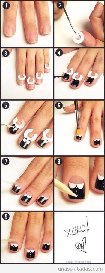 nail ideas and tutorials musely cute nail tutorial idea musely