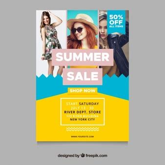 Fashion Vectors Photos And Psd Files Free Download Free Clothing Store Flyer Templates