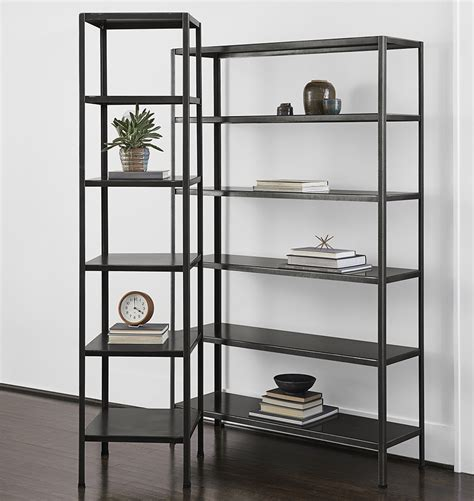 holman metal bookcase rejuvenation