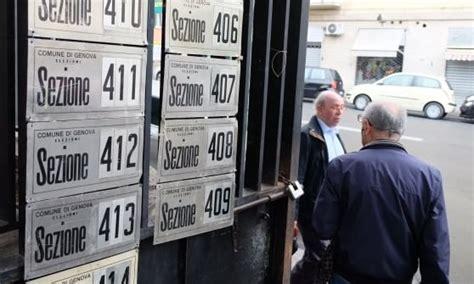 ufficio elettorale genova seimila tessere elettorali rilasciate in un giorno a
