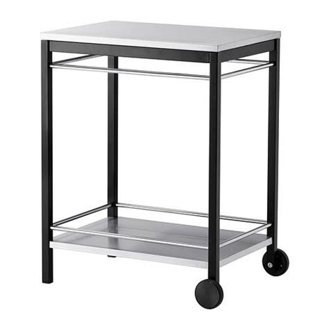 Ikea Carts Klasen Serving Cart Outdoor Stainless Steel Ikea