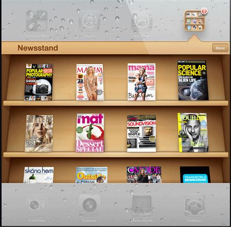 The Bloodbath At The Newsstands Continues As Newspaper Circulation Continues To Drop Drop Drop Fashiontribes Pop Culture by Newsstand Apple Tutorial