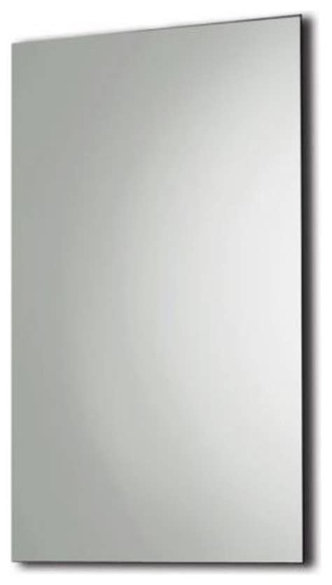 reece bathroom mirrors adp oasis 500 polished edge mirror from reece