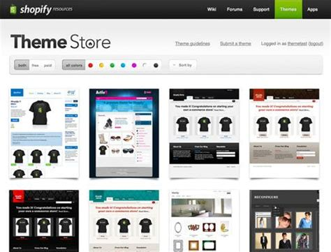 shopify themes store shopify theme store launches