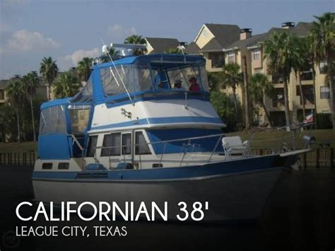 heyday boats for sale in california for sale used 1977 californian 42 lrc in redondo beach