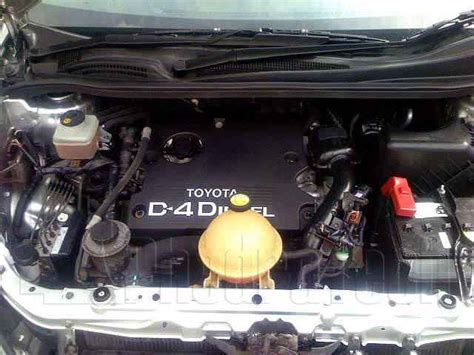 Toyota Avensis Verso Engine 2001 Toyota Avensis Verso Diesel 2 0 Engine For Sale 1ad