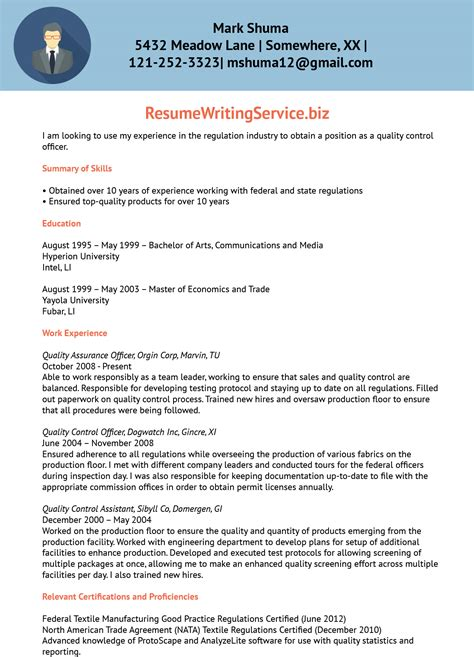 quality assurance resume exles how to hire an experienced dissertation writer resume
