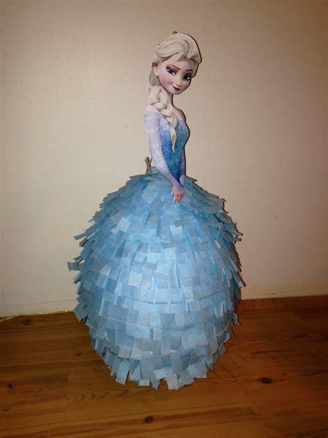 Pinata Princess 1 disney princess pi 241 ata elsa frozen