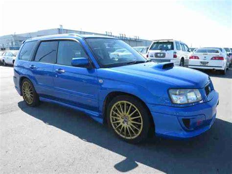 2004 subaru forester sti specs subaru 2006 forester 2 5 xte auto awd estate genuine 66k