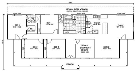 bedroom modular home plans