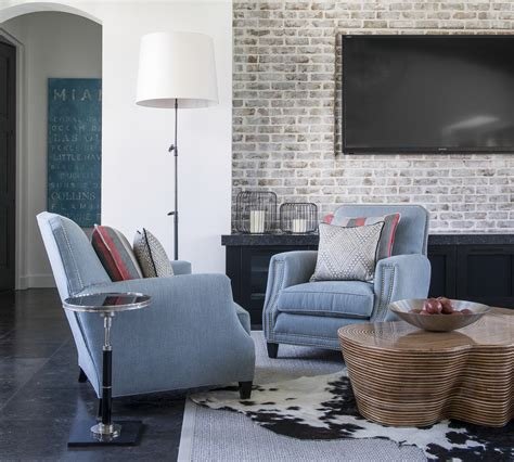 Brick Condo Furniture by Interior Brick Wall Living Room With Brick