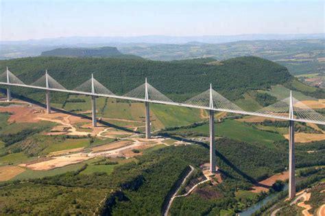 Millau Bridge Millau Viaduct Highestbridges