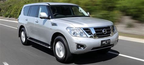 new nissan patrol 2018 nissan patrol 2018 review price features